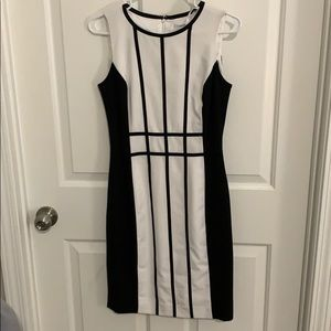 Beautiful Calvin Klein dress only worn once!